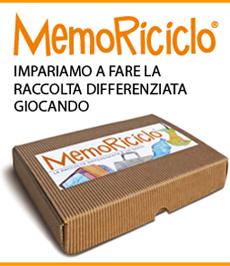 MemoRiciclo - La raccolta differenziata è un gioco